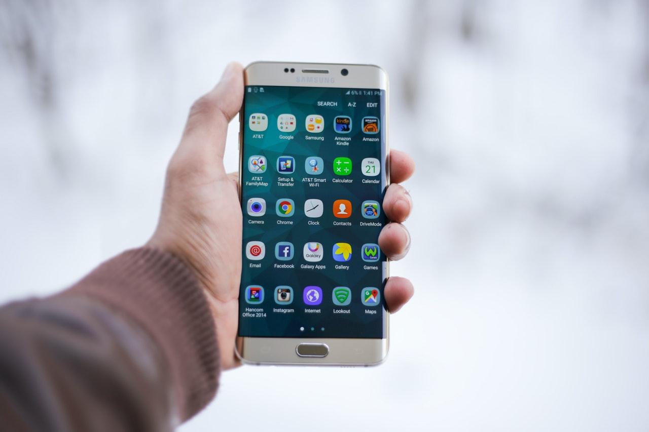 mobile phone samsung edge samsung galaxy s6 edge plus 50614