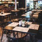 table in vintage restaurant 6267 1
