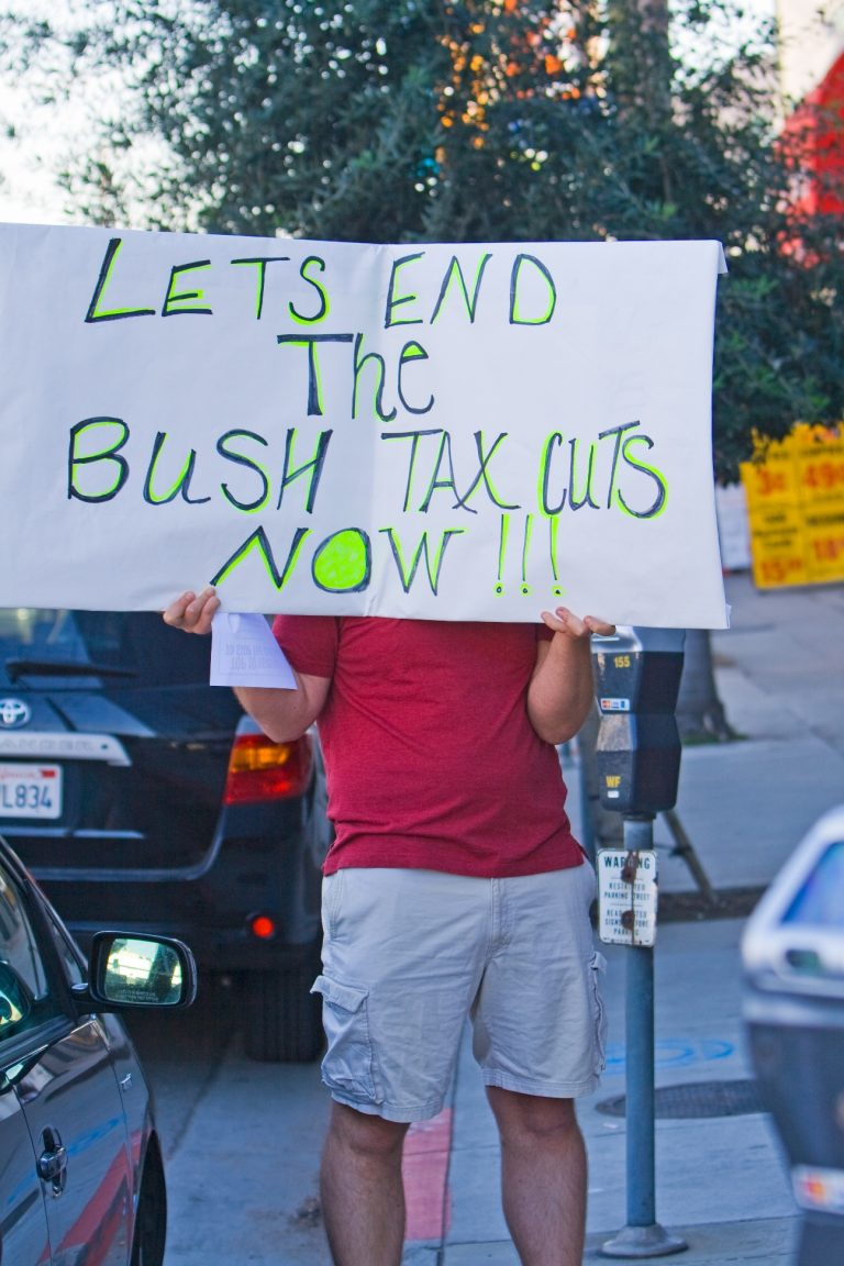 Bush Tax Cut