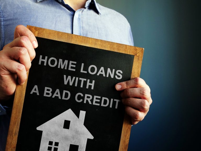 Home Loan or Bad Credit