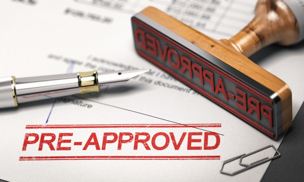 Increase Pre-approval Amount